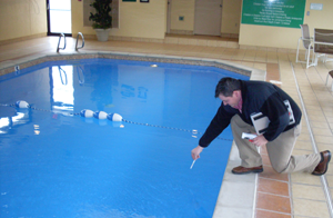 Pool inspection and testing