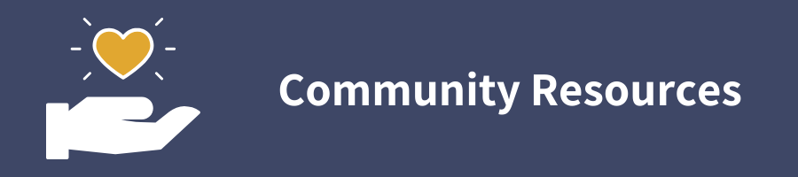 Community Resources Header