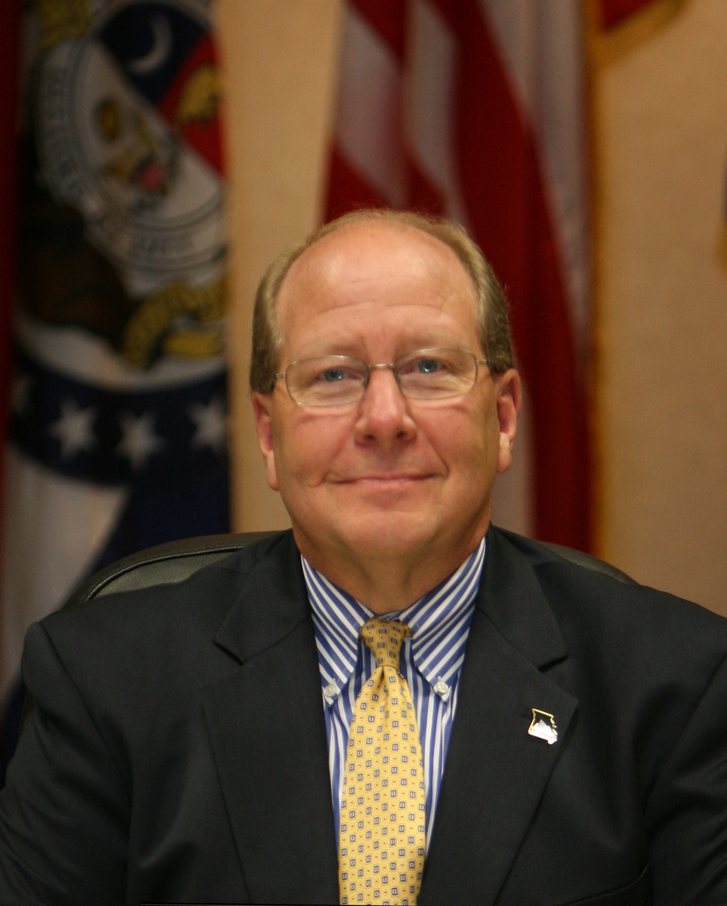 Councilmember Michael Seibert